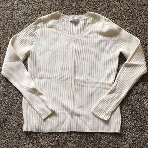 Merona scoop neck sweater